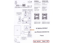 SALON MILLESIME BIO 2020